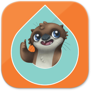 Water4Otter App Icon
