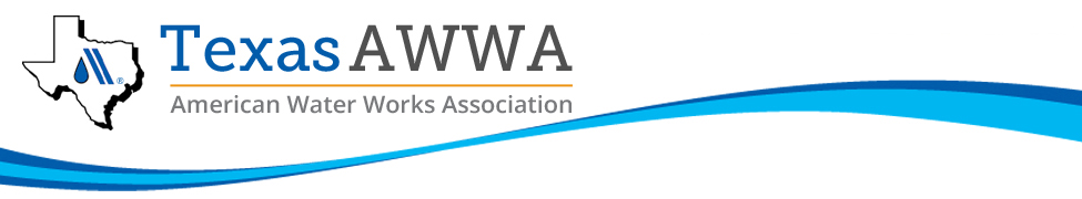 Texas American Water Works Association Logo